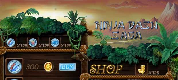 Ninja Dash Saga