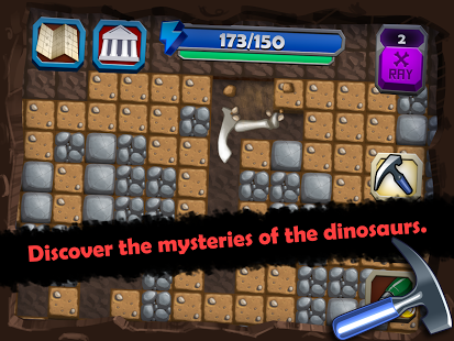 Dino Dig Game