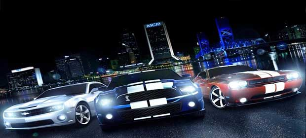 Speed Night Car Smasher Racing Android Games Free Android