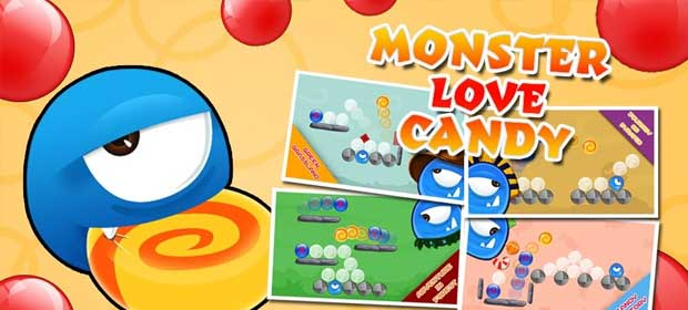 Monster love Candy