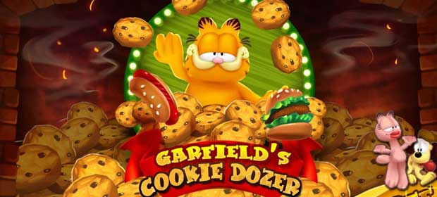 Garfield Cookie Dozer