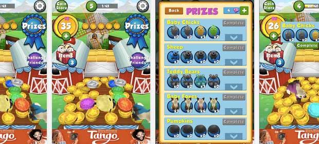 Farm Coin Dozer for Tango