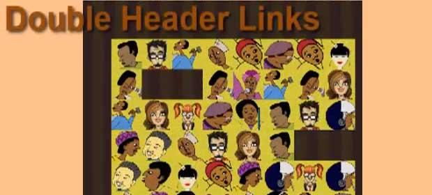 Double Header Link