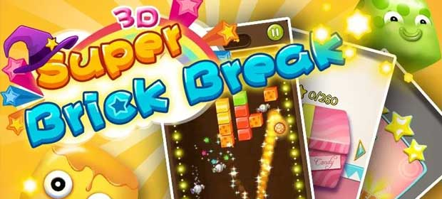 Super Brick Break 3D