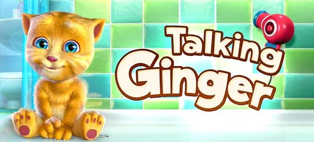 Talking Ginger » Android Games 365