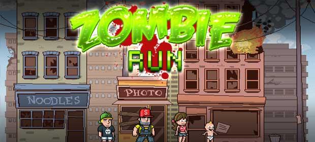 zombie run hd game free