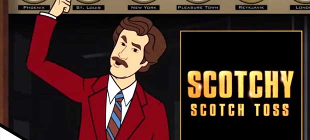 Scotchy Scotch Toss