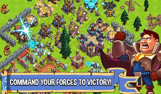 Battle Heroes:Clash of Empires