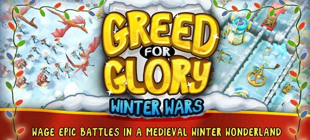 Greed For Glory: Winter Wars
