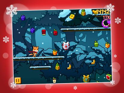 Tappy Run Xmas Christmas Game