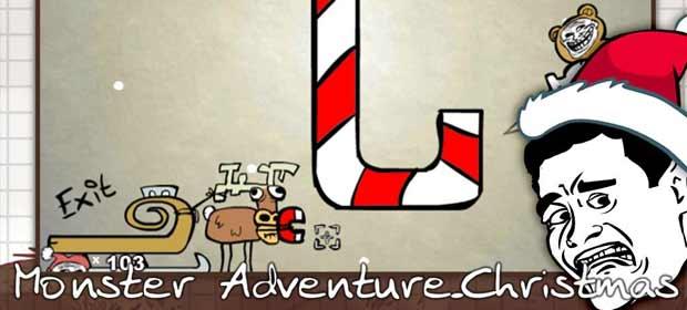 Monster Adventure-Christmas