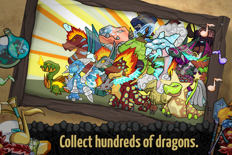Magic Dragon - Monster Dragons