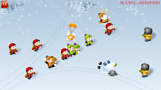 Snowfighters » Android Games 365 - Free Android Games Download