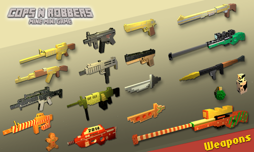 Cops N Robbers (FPS) » Android Games 365 - Free Android