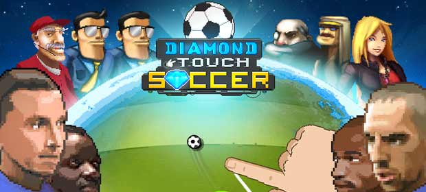 Zlatan plays Diamond Soccer