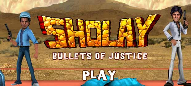 Sholay: Bullets of Justice