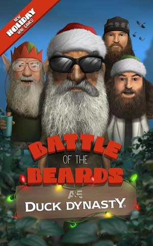 Duck Dynasty®:Battle Of The Beards