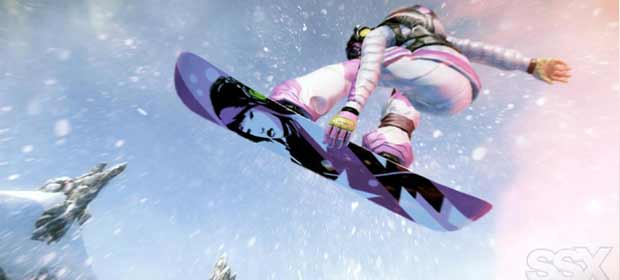 SSX by EA Sports
