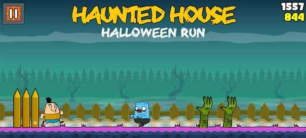 Haunted House: Halloween Run