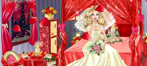 princess beautiful room - Barbie Room Decoration Games New 2014