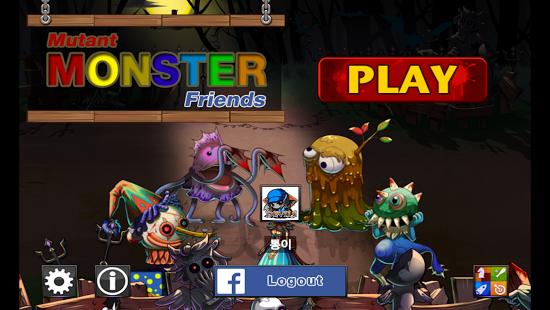 Mutant Monster Friends