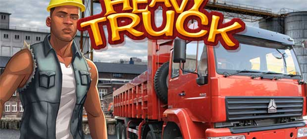 Heavy Truck 3D cargo delivery » Android Games 365 - Free Android
