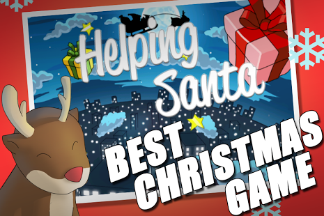 Helping Santa - Best Xmas Game