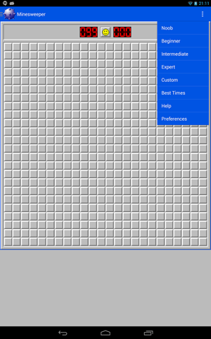 Minesweeper » Android Games 365 - Free Android Games Download