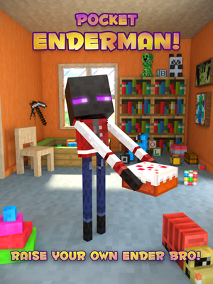 Enderman - Minecraft Edition