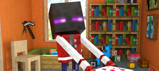 Enderman - Minecraft Edition