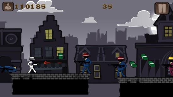 Stickman Mafia Hit Man Game