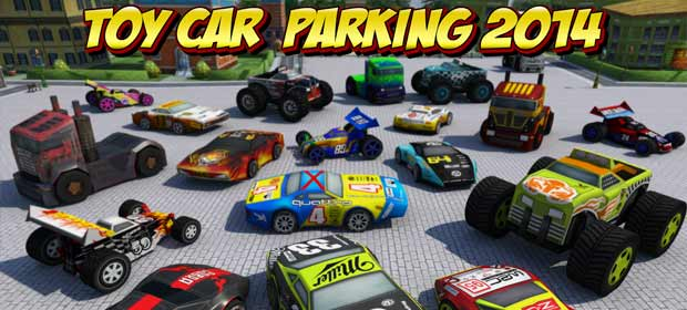 Toy Car Parking 2014