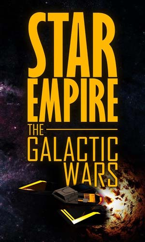 Star Empire -The Galactic Wars