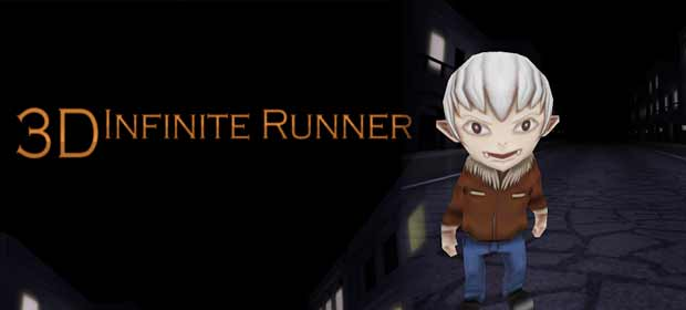 3D Infinity Runner