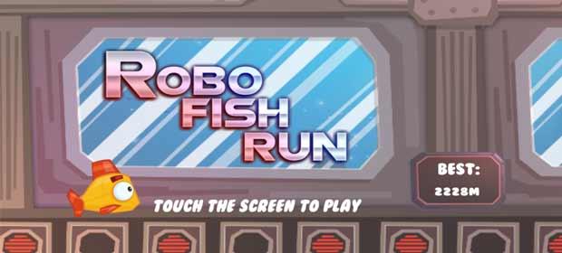 Robo Fish Run