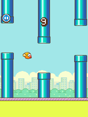 Flappy Wings - not Flappy Bird