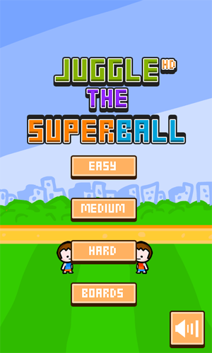 Juggle the Super Ball APK
