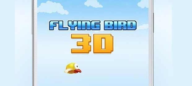Flying Bird 3D