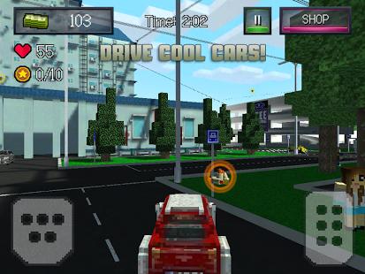 Wars Of Block City - Mine Game