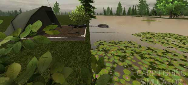 Carp fishing simulator android games 365 free android for Carp fishing games