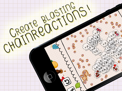 Doodle Chain Reaction Android Games 365 Free Android