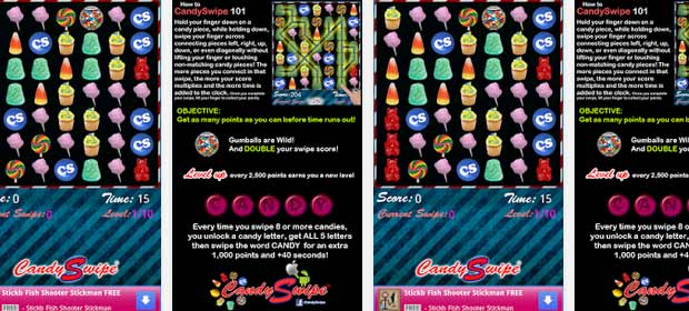 candy swipe android games 365 free android games download