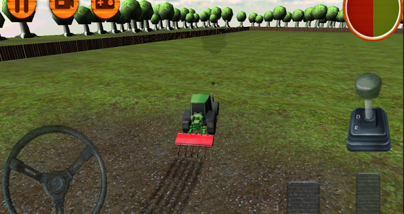 Farm Tractor Drive
