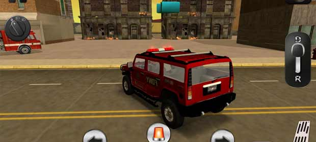 Firefighter Simulator 3D » Android Games 365 - Free Android