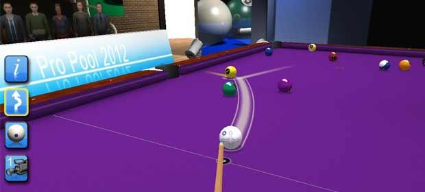 Pro Pool 2012