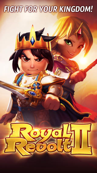 Royal Revolt 2