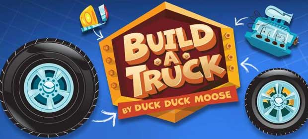 Build A Truck >> Build A Truck Duck Duck Moose Android Games 365 Free