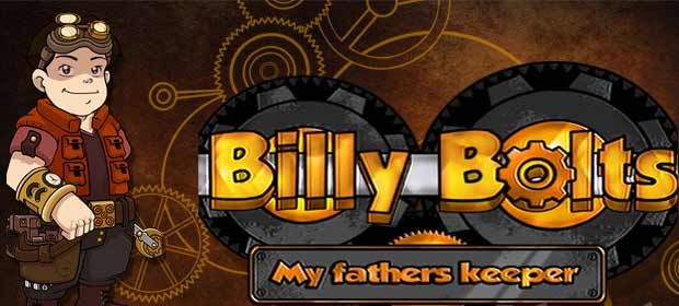 Billy Bolts: My Fathers Keeper