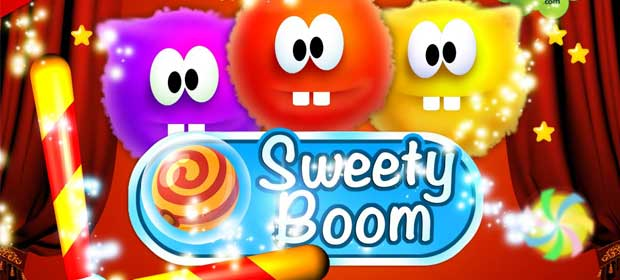 Sweety Boom Arcade Puzzle