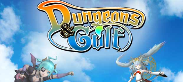 Dungeons & Golf World APK